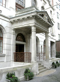 Saddlers' Hall, Main Entrance
